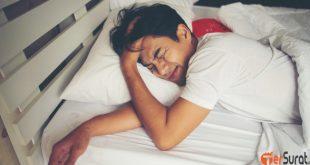 Hati-Hati, Kurang Tidur Bisa Bikin Sakit Kepala