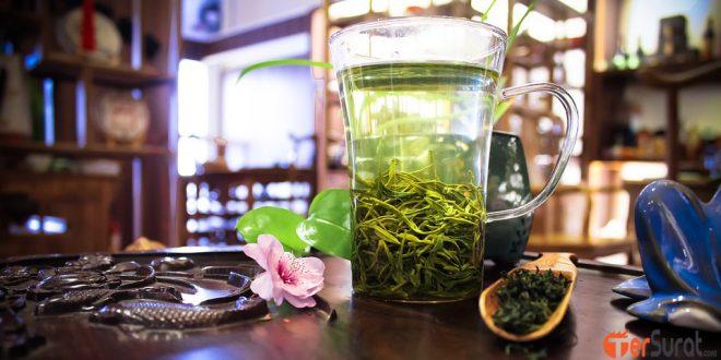 Khasiat teh hijau bagi kesehatan tubuh