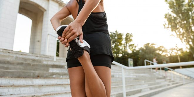 Sebelum melakukan aktivitas olahraga, jaga tubuhmu dengan trik ini!