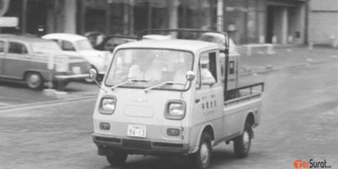 Sejarah Hijet, mobil rakitan pertama Pabrikan Daihatsu di Indonesia