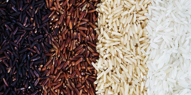 kegunaan beras merah
