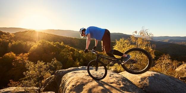 Bersepeda terlalu padat, pemula waspadai risiko serangan jantung