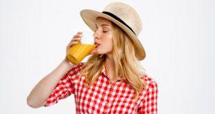 Bagi yang tidak suka memakan buah dan sayuran, apakah bisa mengganti dengan minuman berserat